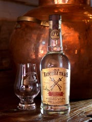 One of the brands of whiskey that will be made and sold at Leipers Fork Distillery is called Old Natchez Trace White Whiskey.