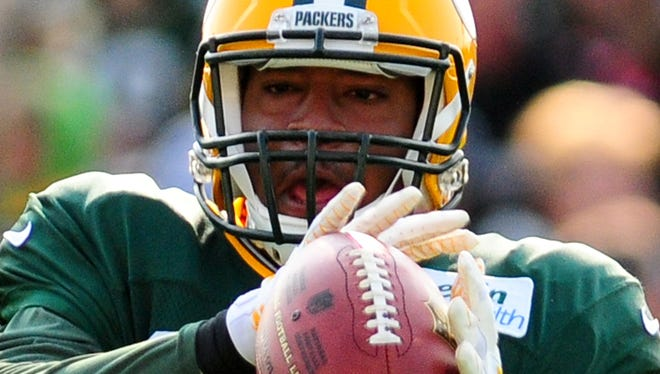 Packers safety Sean Richardson has impressed so far in training camp.