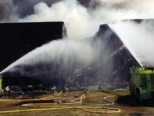 EPA USA SEPTEMBER 11 TERROR ATTACK PENTAGON WAR ACTS OF TERROR USA VA