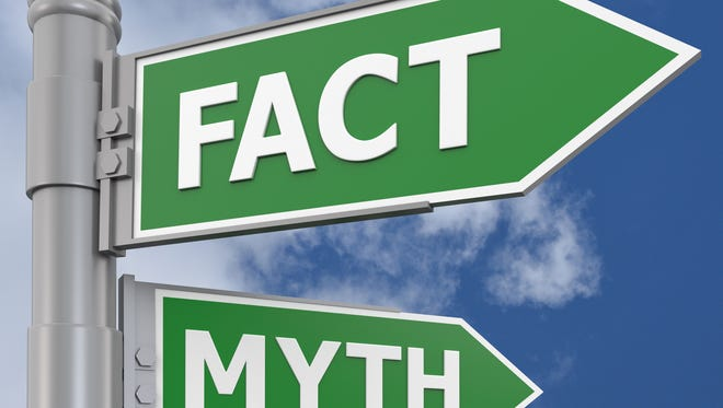 Index funds have a fair number of myths surrounding them.