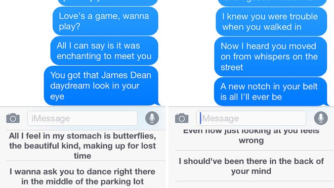 This Genius App Lets You Text Exclusively With Taylor Swift Lyrics