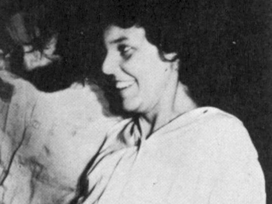 Judith Clark arraigned