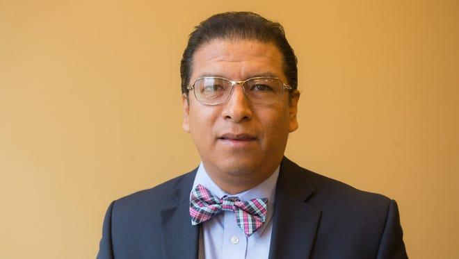 Pastor Frank Ruiz