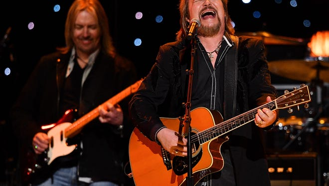 """Travis Tritt is joining Jake Owen and Shania Twain on USA Network's new music showcase series """"Real Country."""""""