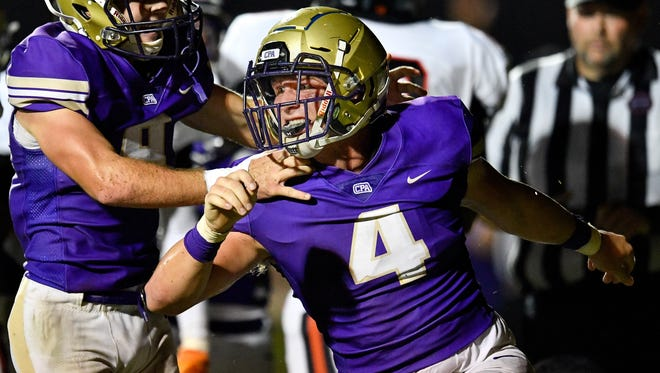CPA's Kane Patterson has committed to Clemson