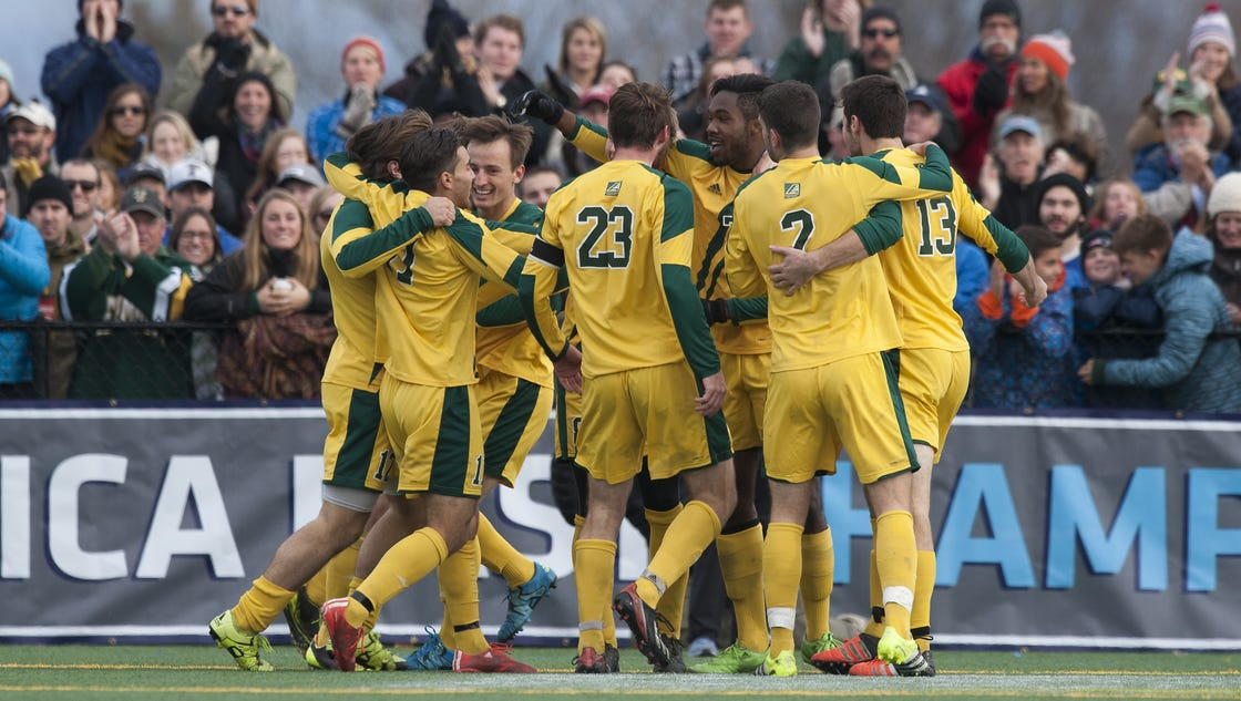 UVM to face Boston College in NCAA soccer tournament