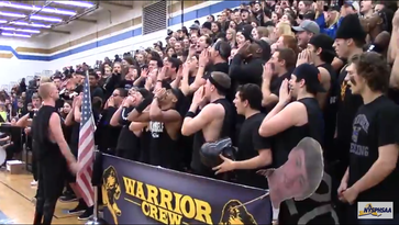 Webster Schroeder's fans were among four finalists for a state award.