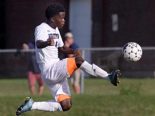 Toyi Hakizimana, a junior forward, was a three-time All-Greater Rochester pick who  helped lead the Griffins to three straight Section V titles. A first-team All-State pick last fall in Class C, he had 30 goals and 11 assists but is no longer with the team.