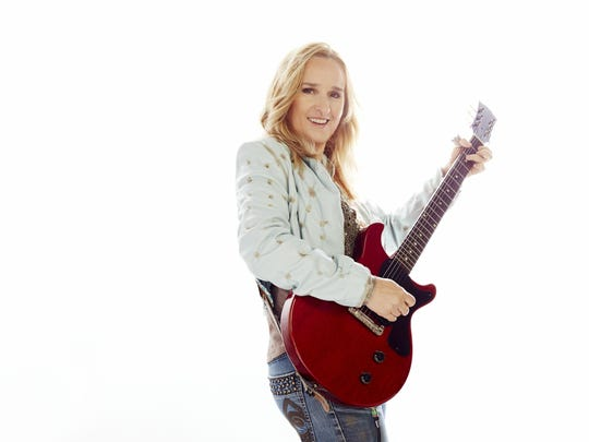 Melissa Etheridge has solo acoustic shows in Atlantic City and Red Bank.