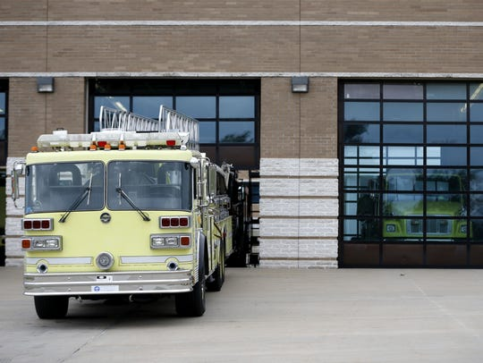 Police say a man broke into Springfield's Fire Station #6 in early February 2018.
