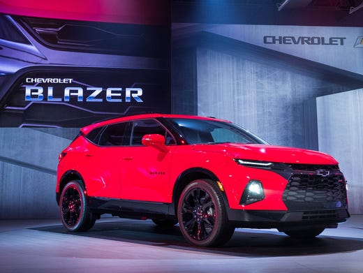 New Chevy Suv >> What Shoppers Will Like About The All New 2019 Chevy Blazer