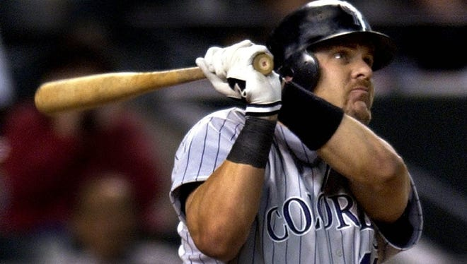 Why is Larry Walker not in the baseball Hall of Fame?