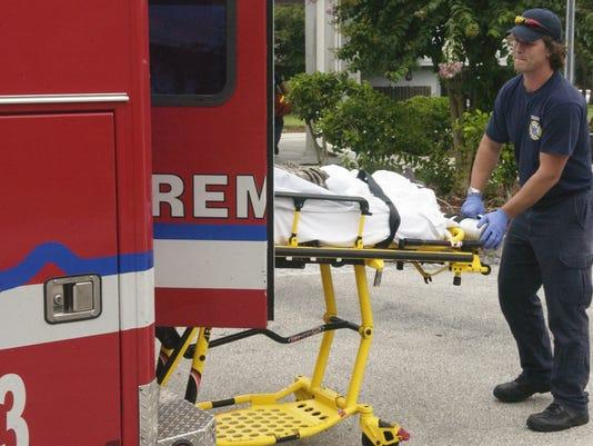 Ambulance patient 2