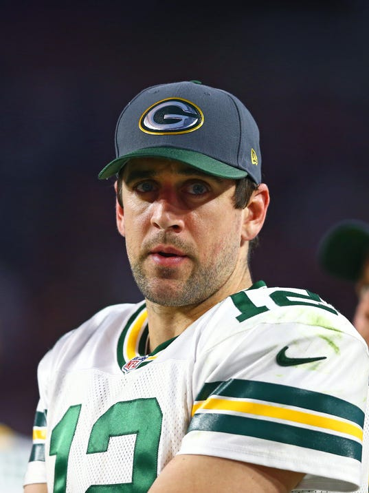 Aaron Rodgers t...