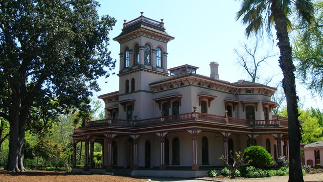 Tours of Bidwell Mansion in Chico focus on the period from 1868 to 1900 and the impact of John and Annie Bidwell.