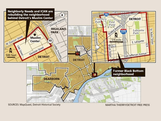 Neighborly Needs and ICAN are rebuilding the neighborhood