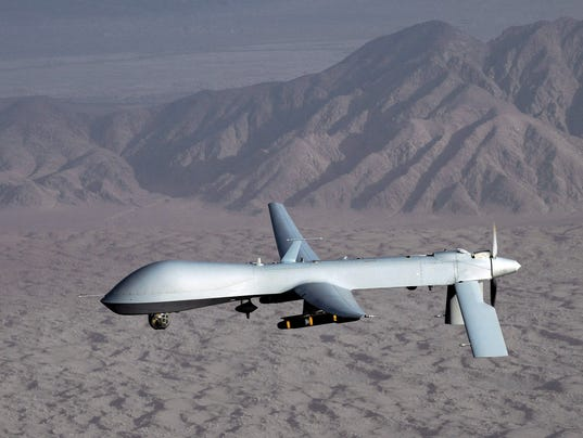 EPA FILE AFGHANISTAN USA PREDATOR DRONE WAR CONFLICTS (GENERAL) ---