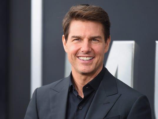 Tom Cruise, July 3