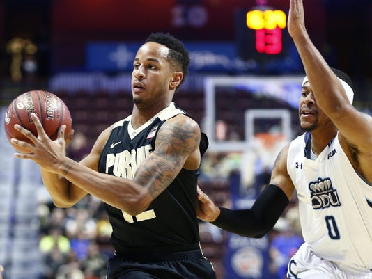 NCAA Basketball: Hall of Fame Tip Off-Old Dominion vs Purdue