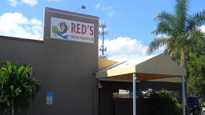 Red's Fresh Seafood House and Tavern has closed in Cape Coral.