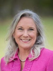 Martha Saunders, president-elect of the University of West Florida