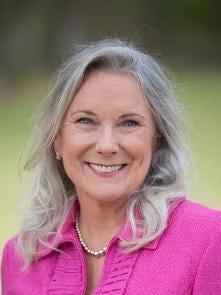 Martha Saunders, president-elect of the University of West Florida