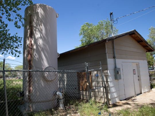 A rural water association officials says the Harvest Gold water treatment plant is in such bad condition that his group is simply trying to make sure residents have enough water to flush their toilets.
