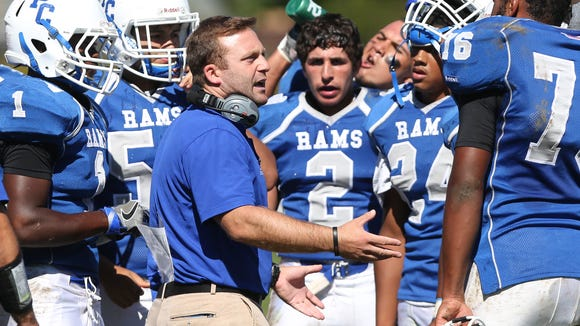 Spring Valley defeated Port Chester 3-0 in a football