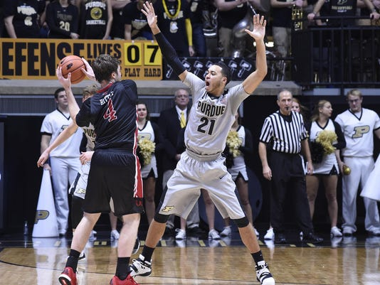 NCAA Basketball: Incarnate Word at Purdue