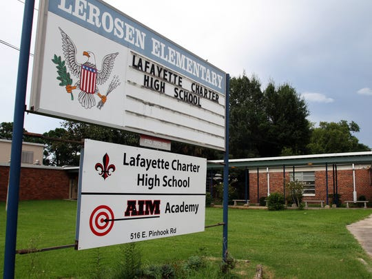 The LeRosen campus has served many functions over the years, including as an elementary school, a charter high school and a site for adult education. The charter high school and elementary school are no longer open there. Officials would like to move the Exiting Pathways program there.