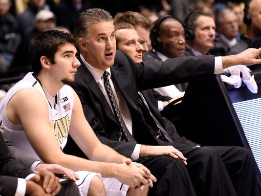 NCAA Basketball: IUPU - Ft. Wayne at Purdue