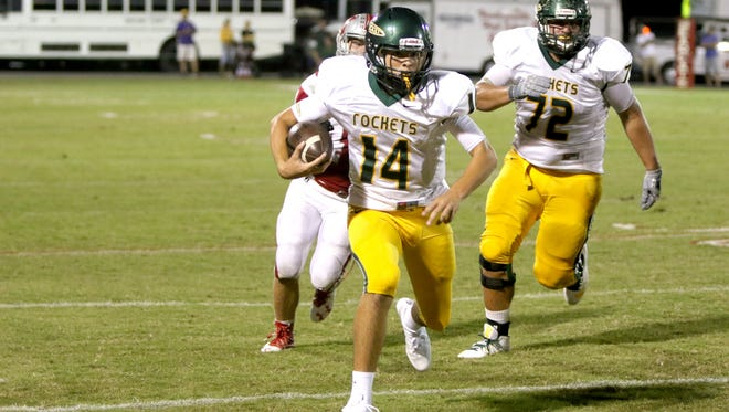 Alex Flinn and Reynolds are home for Friday's Mountain Athletic Conference opener against Erwin.