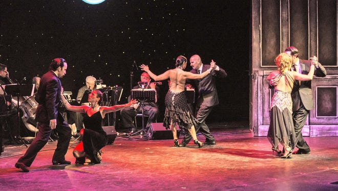 Pablo Repun wil bring his Angertine Tango to the Center for the Performing Arts on Jan. 13.