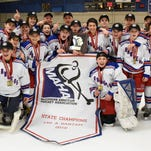 Birmingham Rangers skate to Bantam hockey state championship