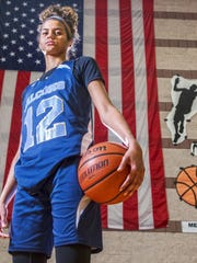 Tennessee signee Rae Burrell will play for Liberty High in Henderson, Nevada, this season, after transferring from Foothill