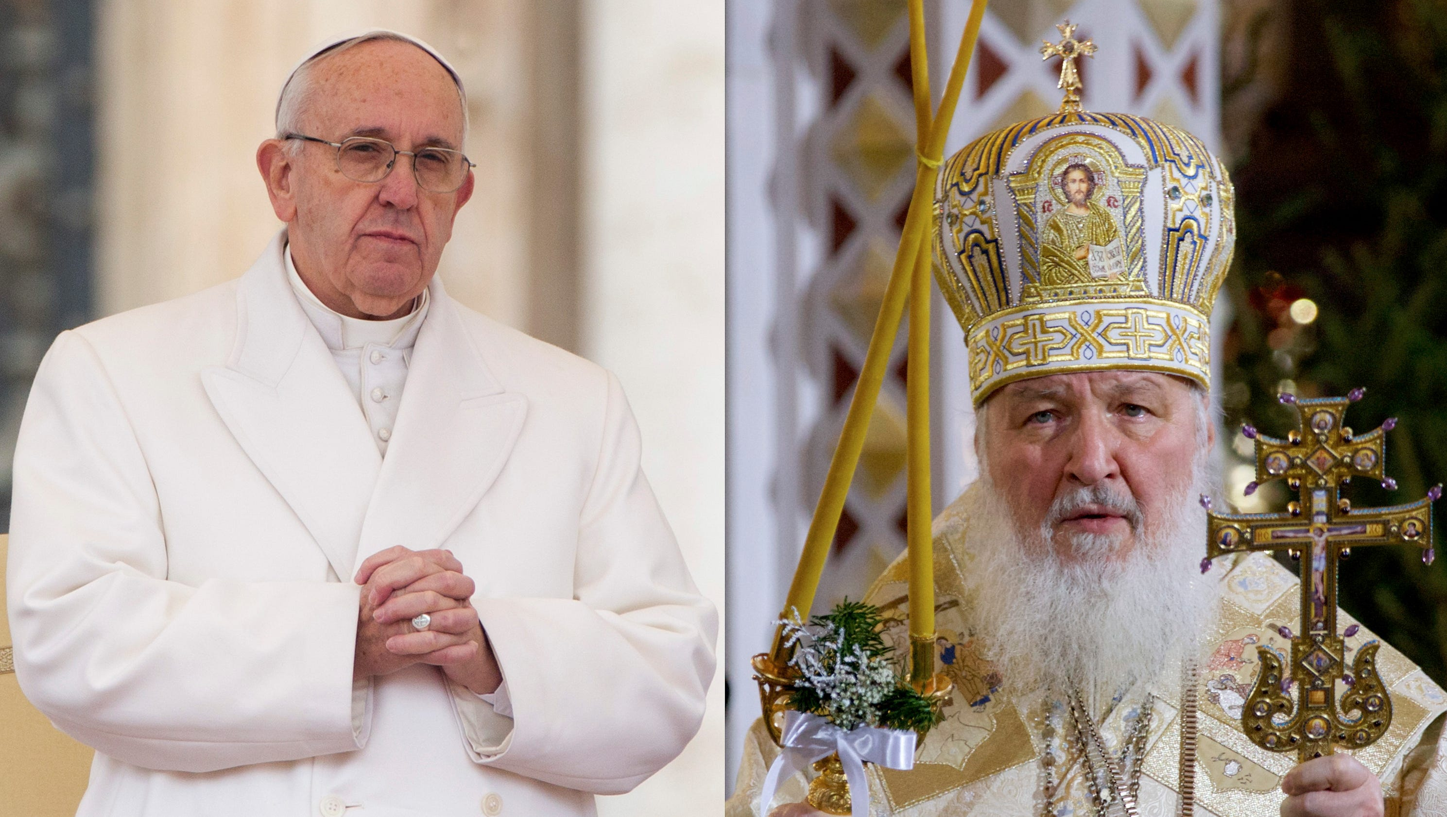 Pope Francis Russian Orthodox Patriarch To Meet In Cuba