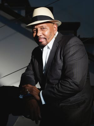 Aaron Neville is coming with his quintet to the Montgomery Performing Arts Centre on Sunday, Feb. 11, 2018.