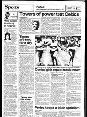 Battle Creek Sports History: Week of May 19, 1986