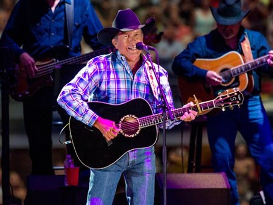 Music George Strait F_Paul