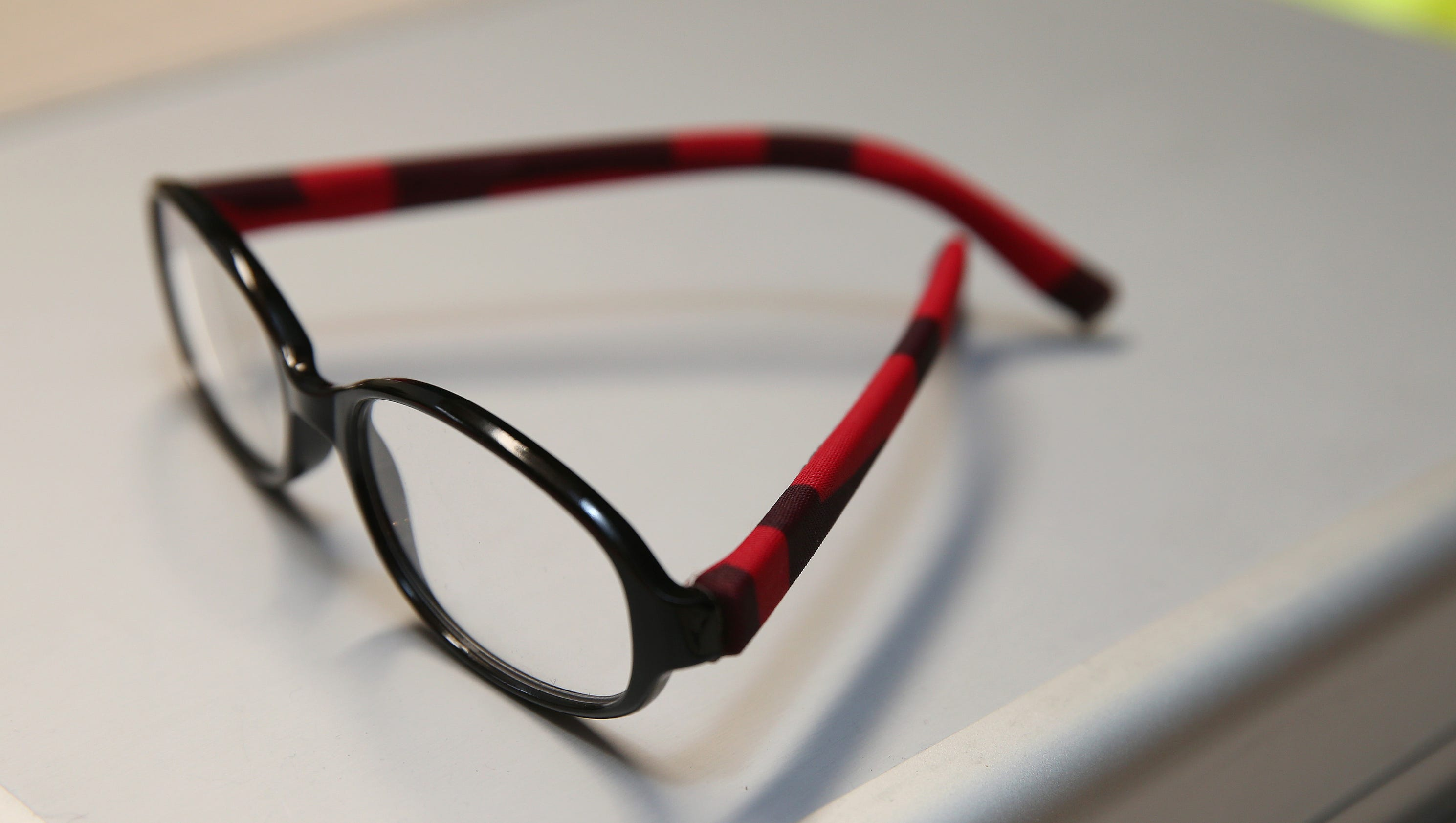 Eyeglass Frames Rochester Ny : Fairport man starts TempleSox to make glasses stylish