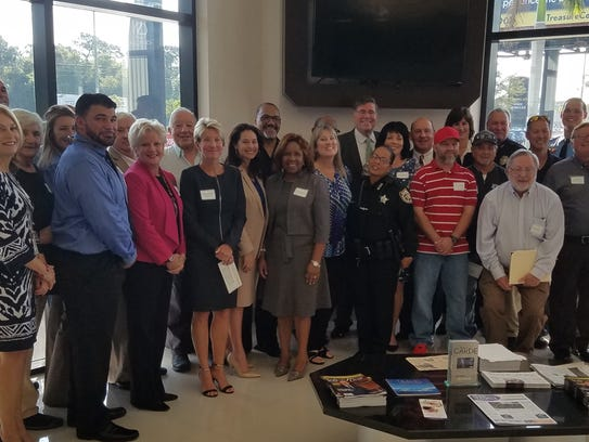 st lucie sheriff supports 26 local charities with. Black Bedroom Furniture Sets. Home Design Ideas