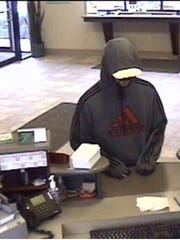 Winooski Police say this suspect robbed the Merchant's