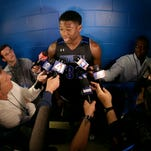 NBA Draft: After dominating at Seton Hall, Angel Delgado looks for an opening