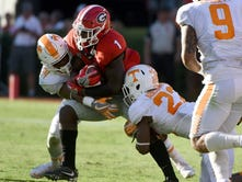 Tennessee Vols vs. Georgia: How to watch, listen, live stream football game