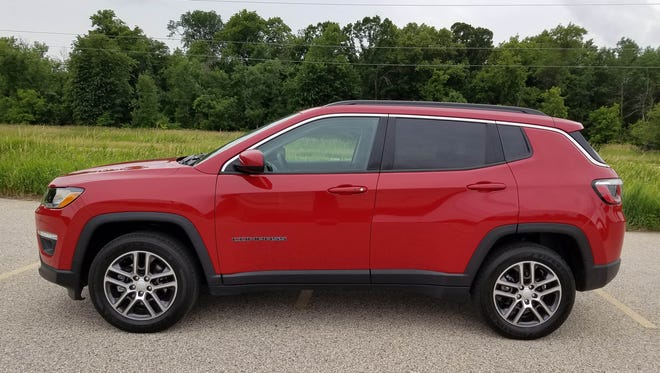 2017 Jeep Compass is an improvement over its predecessor.