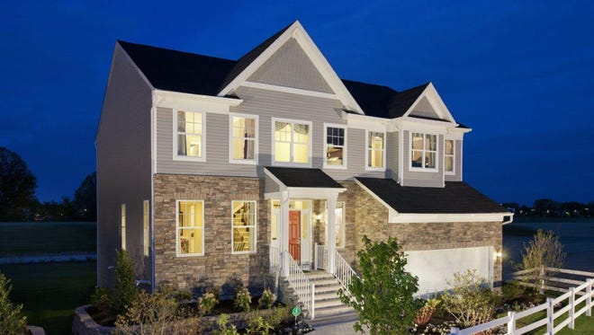 Priced from the mid-$500s, The Orchards at Monroe features 132 single-family detached homes, set on the border of Monroe Township and Cranbury in Middlesex County.