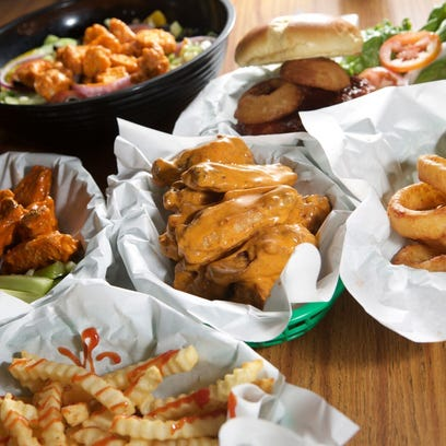 Wing Shack will face off against Double Dub food truck