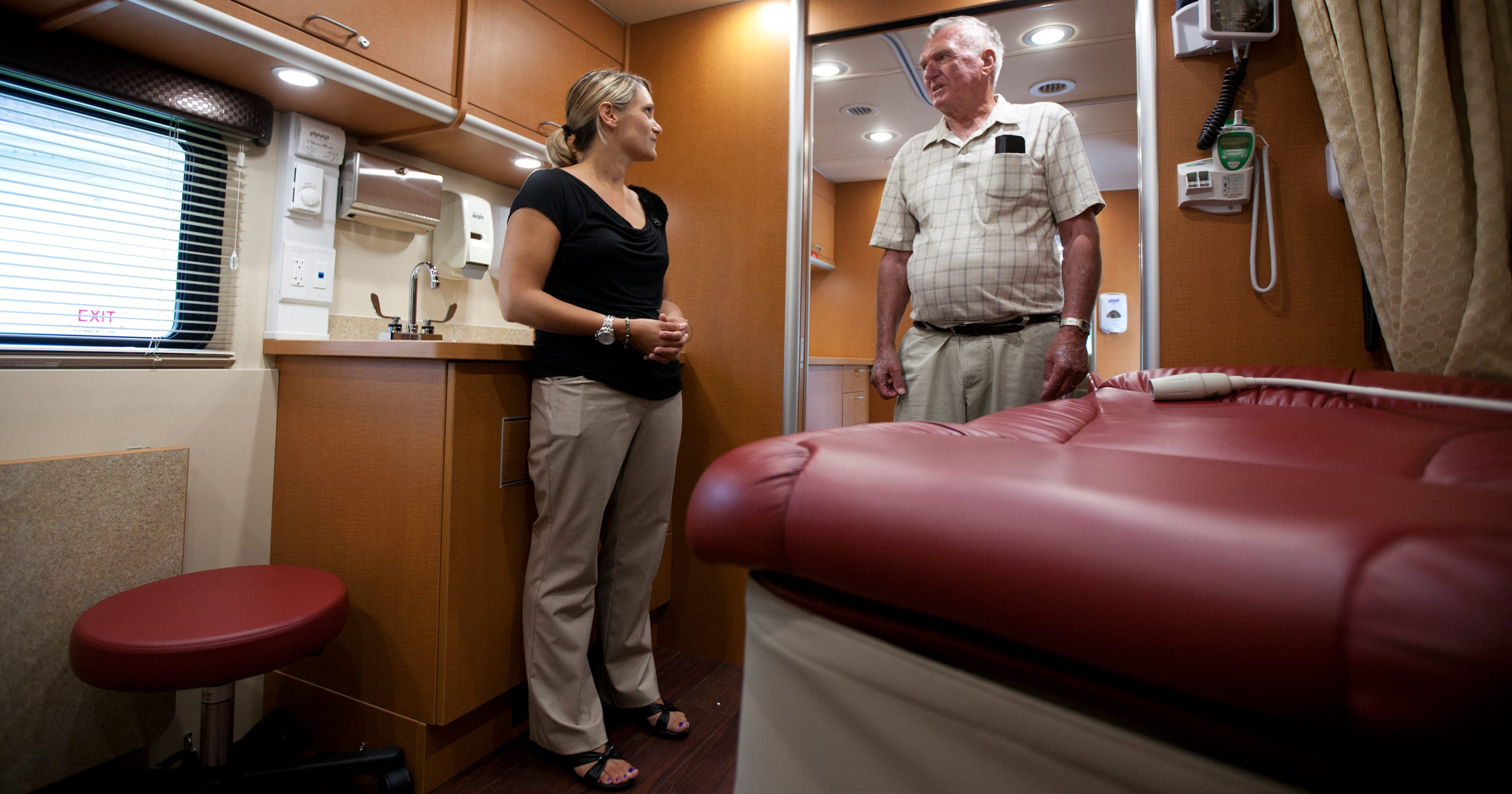 VA mobile unit to bring health services to rural areas