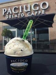Paciugo Gelato Caffè Shreveport will be opening at