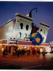 Visit the Odditorium at the Ripley's Believe It or Not! Museum in Atlantic City for a strange experience.